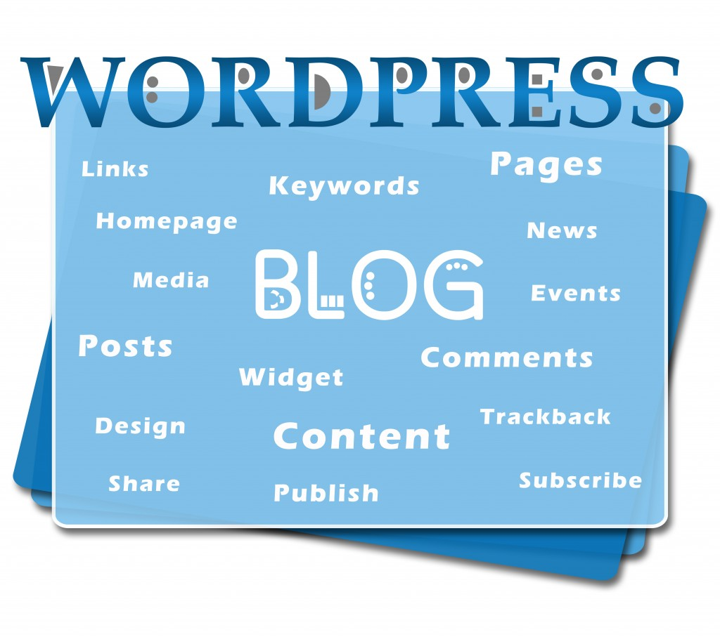 WordPress to create a website